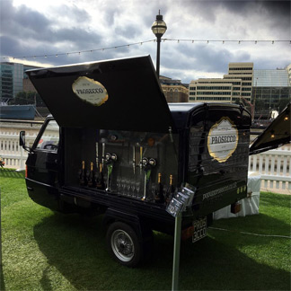 PopUp Prosecco - On Tour
